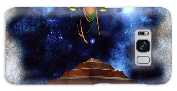 Egypt Galaxy Case - Ancient Aliens, Ufo In Egypt by Raphael Terra