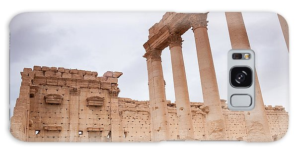 Galaxy Case - Ancient City Of Palmyra Ruins by Iordanis Pallikaras