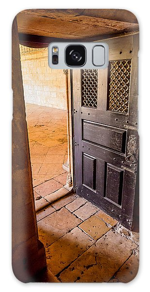 Ancient Door Galaxy Case