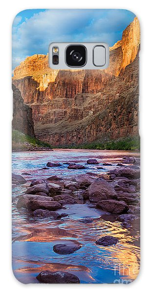 Southwest Usa Galaxy Case - Ancient Shore by Inge Johnsson