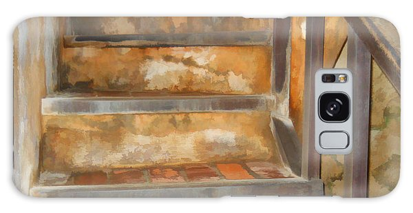 Ancient Stairway Galaxy Case