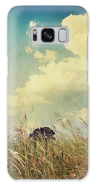 Cloud Galaxy Case - And The Livin's Easy by Laurie Search