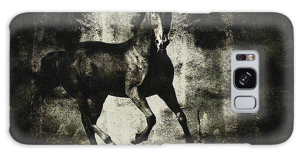 Andalusian Horse Galaxy Case