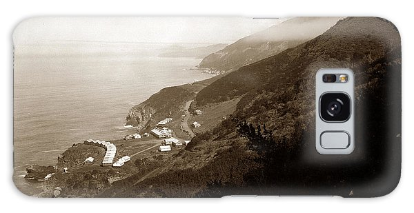 Anderson Creek Labor Camp Big Sur April 3 1931 Galaxy Case