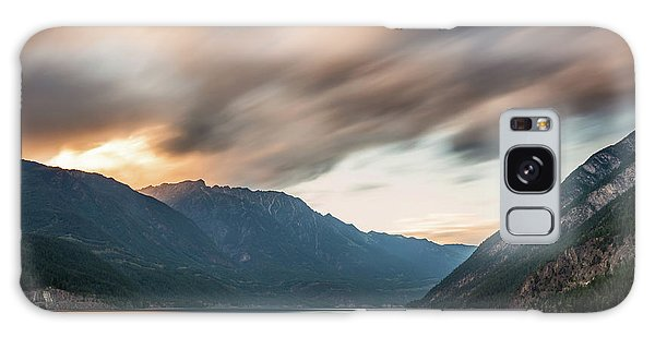 Galaxy Case featuring the photograph Anderson Lake Dreamscape by Pierre Leclerc Photography