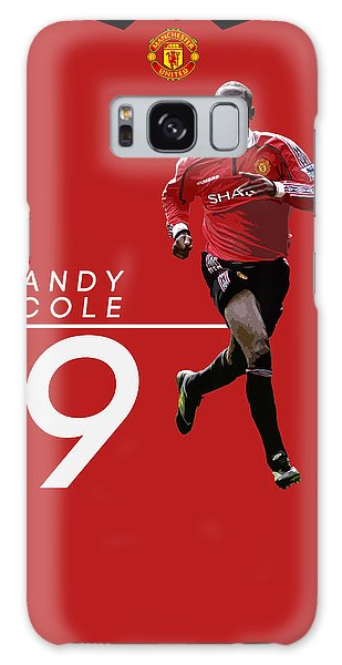 Andy Cole Galaxy Case