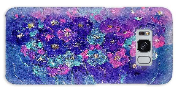 Anemone Galaxy Case by AmaS Art