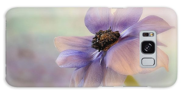 Anemone Flower Galaxy Case