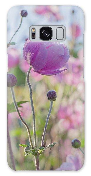 Anemone Softness  Galaxy Case