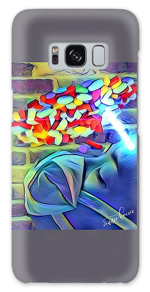 Anesthetized  Galaxy Case by Vennie Kocsis