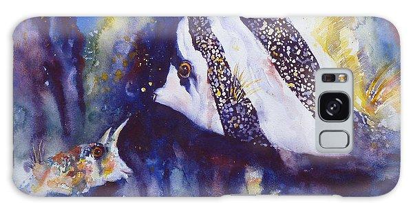 Angel And Unicorn Galaxy Case