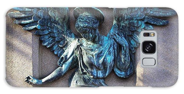 Angel Art - Guardian Angel Galaxy Case