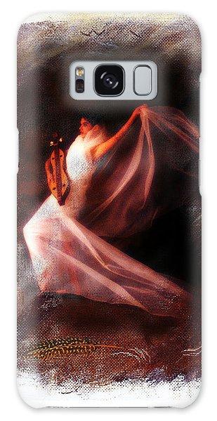 Ballet Angel Galaxy Case