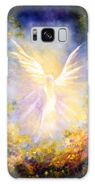 Marina Galaxy Case - Angel Descending by Marina Petro