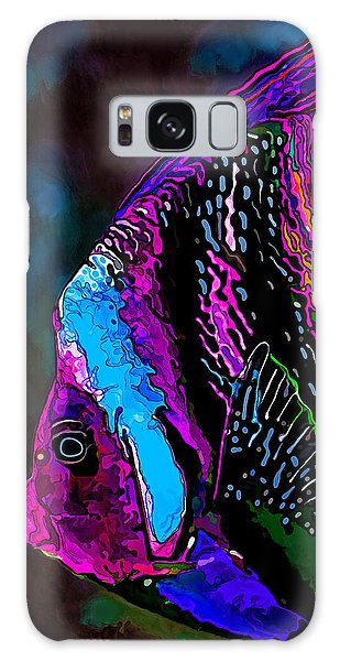 Angel Face 1 Galaxy Case by ABeautifulSky Photography