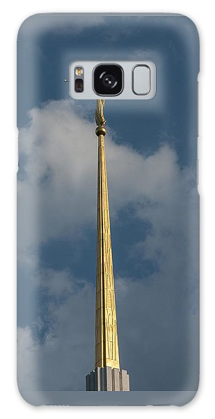 Angel Gabriel In The Sky Galaxy Case