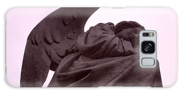 Angel In Repose Galaxy Case