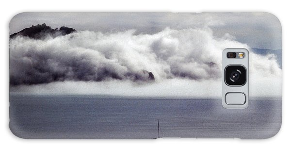 Angel Island Fog Galaxy Case