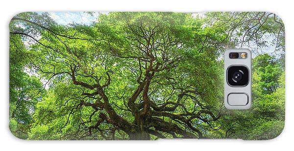 Angel Oak Tree In South Carolina  Galaxy Case