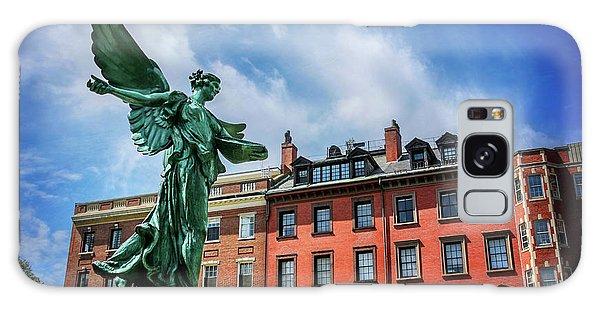 Angel Of Boston  Galaxy Case