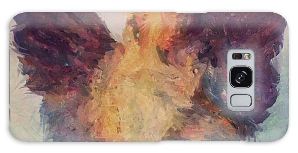 Angel Of Hope Galaxy Case