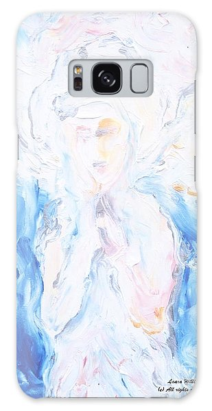 Angel Of Peace Galaxy Case
