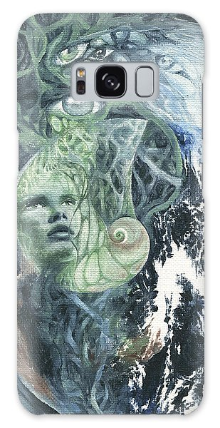 Angel Of Peace Galaxy Case by Ragen Mendenhall