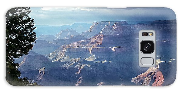 Angel S Gate And Wotan S Throne Grand Canyon National Park Galaxy Case