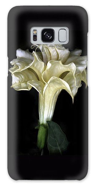 Angel Trumpet Galaxy Case
