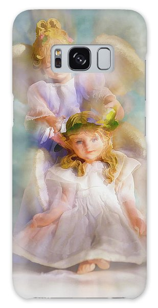 Angelic Galaxy Case by Tom Druin