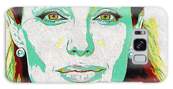 Angelina Jolie Galaxy Case