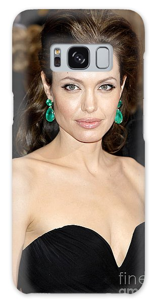 Angelina Jolie Galaxy Case