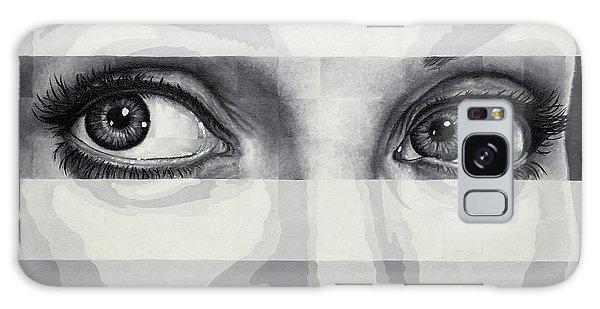 Angelina's Eyes Galaxy Case