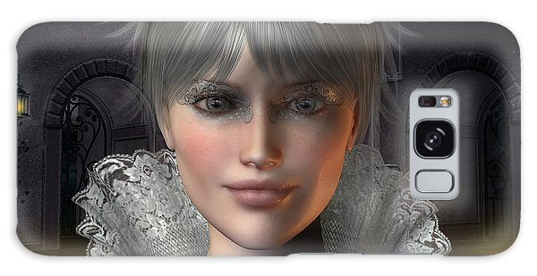 Hyper-realistic Galaxy Case - Angelique by David Griffith