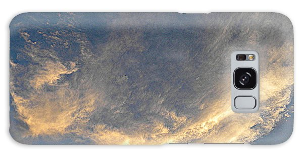 Angels Paint The Sky Galaxy Case by Sian Lindemann