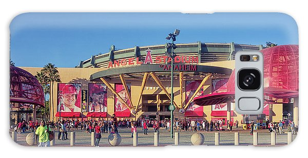 Angels Stadium Galaxy Case