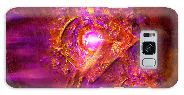 Angels Vibration Frequency  Galaxy Case