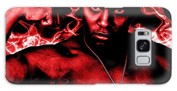 Anger Galaxy Case by Tbone Oliver