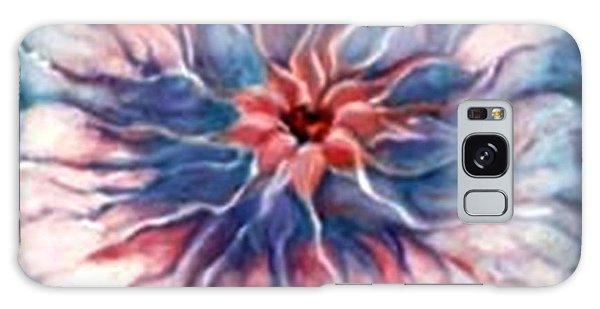 Angora Bloom Galaxy Case