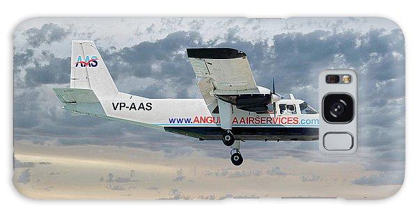 Islanders Galaxy Case - Anguilla Air Services Britten-norman Bn-2a-26 Islander 114 by Smart Aviation