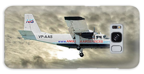 Islanders Galaxy Case - Anguilla Air Services Britten-norman Bn-2a-26 Islander 115 by Smart Aviation