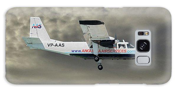 Islanders Galaxy Case - Anguilla Air Services Britten-norman Bn-2a-26 Islander 116 by Smart Aviation