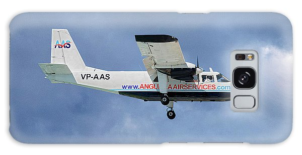 Islanders Galaxy Case - Anguilla Air Services Britten-norman Bn-2a-26 Islander 117 by Smart Aviation