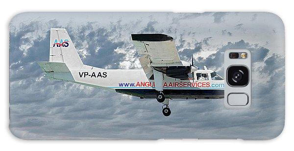 Islanders Galaxy Case - Anguilla Air Services Britten-norman Bn-2a-26 Islander 113 by Smart Aviation