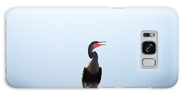 State Park Galaxy Case - Anhinga by Ivo Kerssemakers