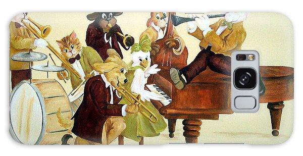 Animal Jazz Band Galaxy Case