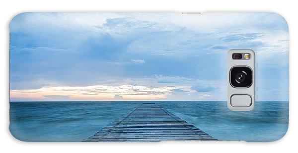 Bradenton Galaxy Case - Anna Maria Island Pier by Liesl Walsh