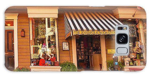 Annapolis Bookstore Galaxy Case