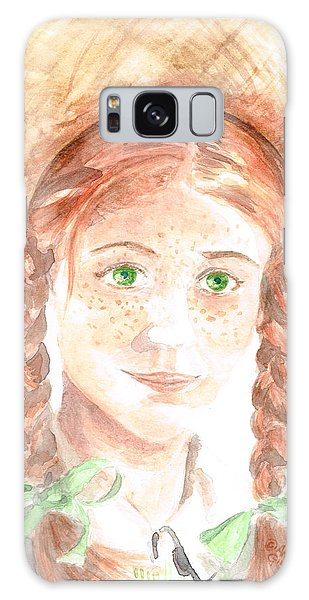 Anne Of Green Gables Galaxy Case