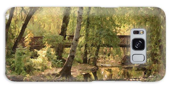 Annie's Glen Bridge Galaxy Case